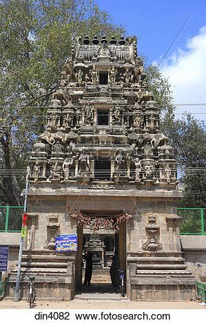 Stock Photo of Swargeshwara temple ; chola period ; district.