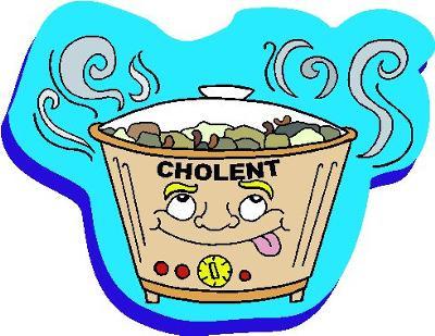 Shemot: Cholent.