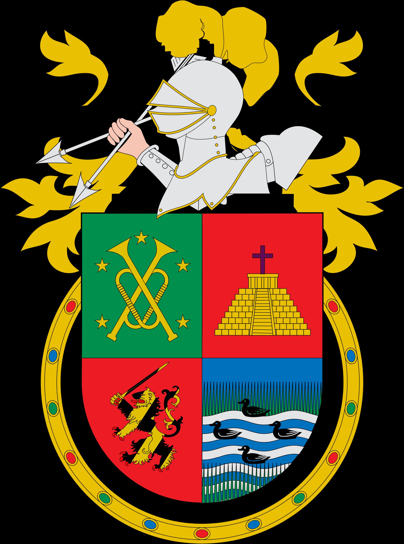 File:Escudo San Pedro Cholula.svg.