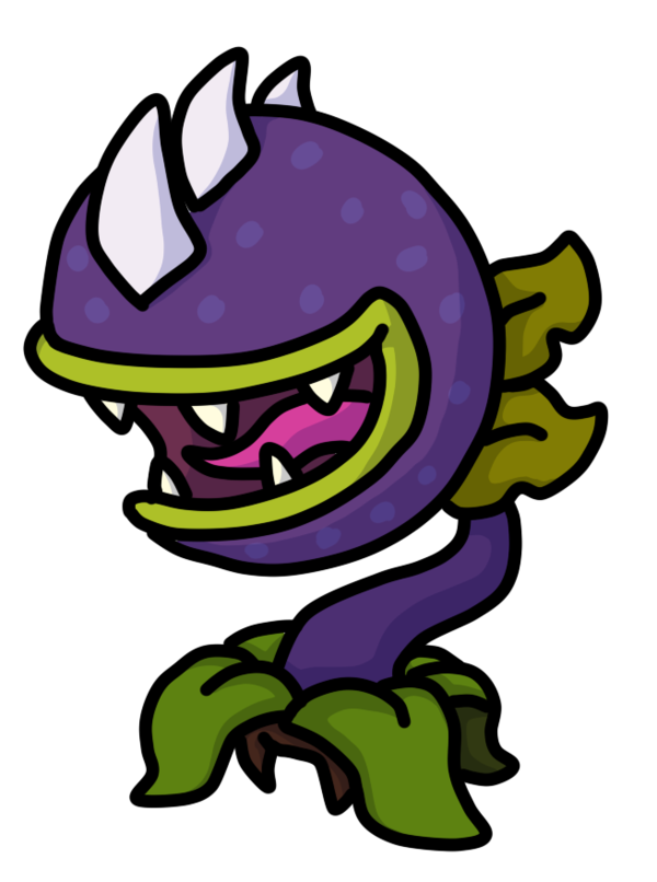PvZ GW 2 Chomper by Sonicjeremy on DeviantArt.