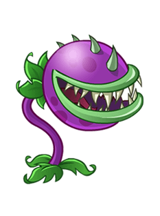 Chomper (Plants VS Zombies).