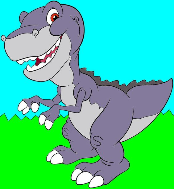 Chomper the Tyrannosaurus by MCsaurus.deviantart.com on.