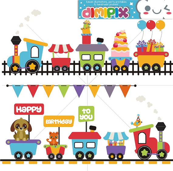 Choo choo train clip art.