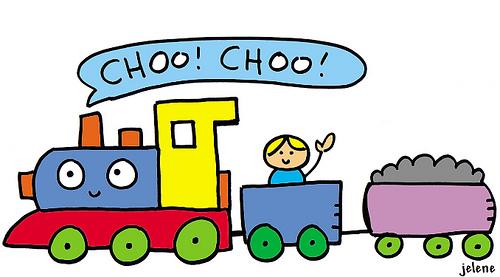Choo Choo Train Images.