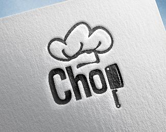 chop logo Designed by sacilad.