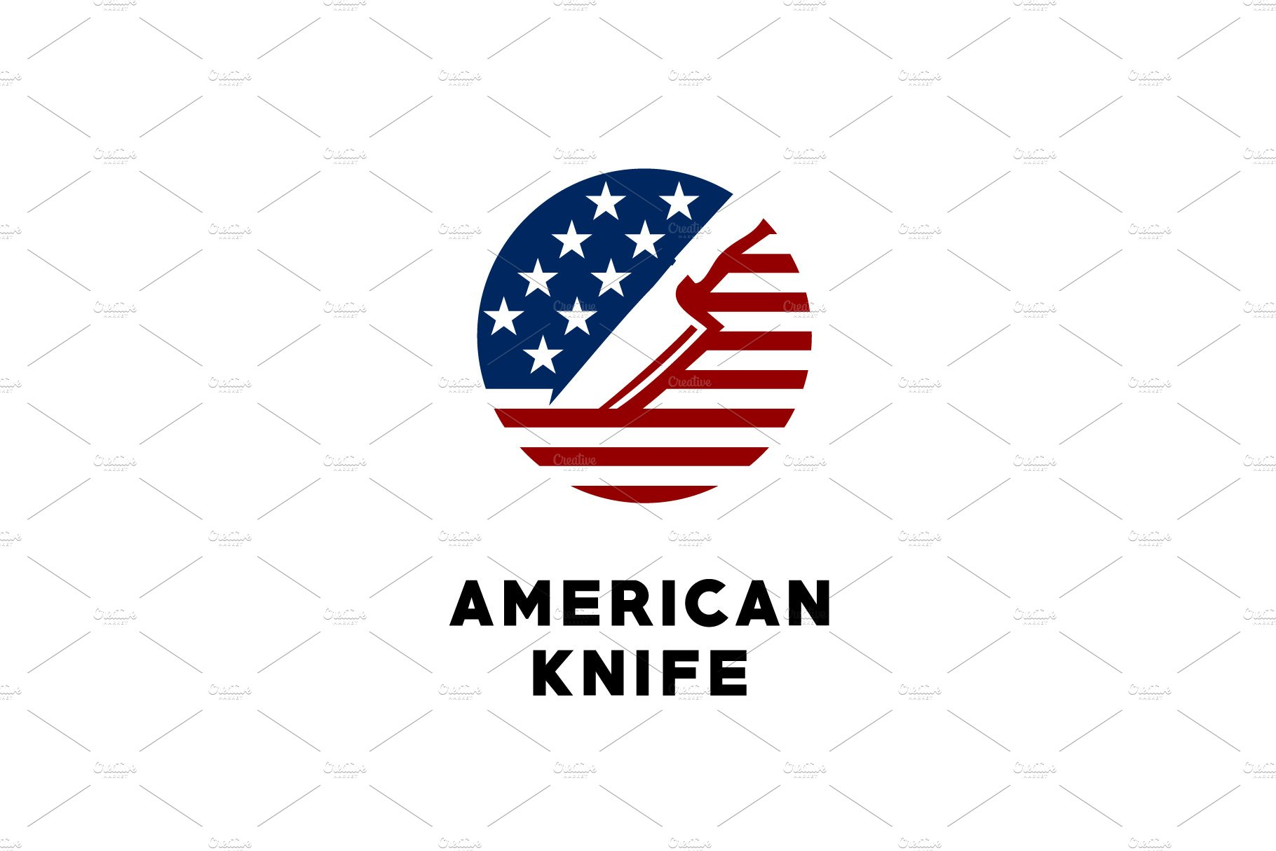 American Knife / Chop / Chef logo.