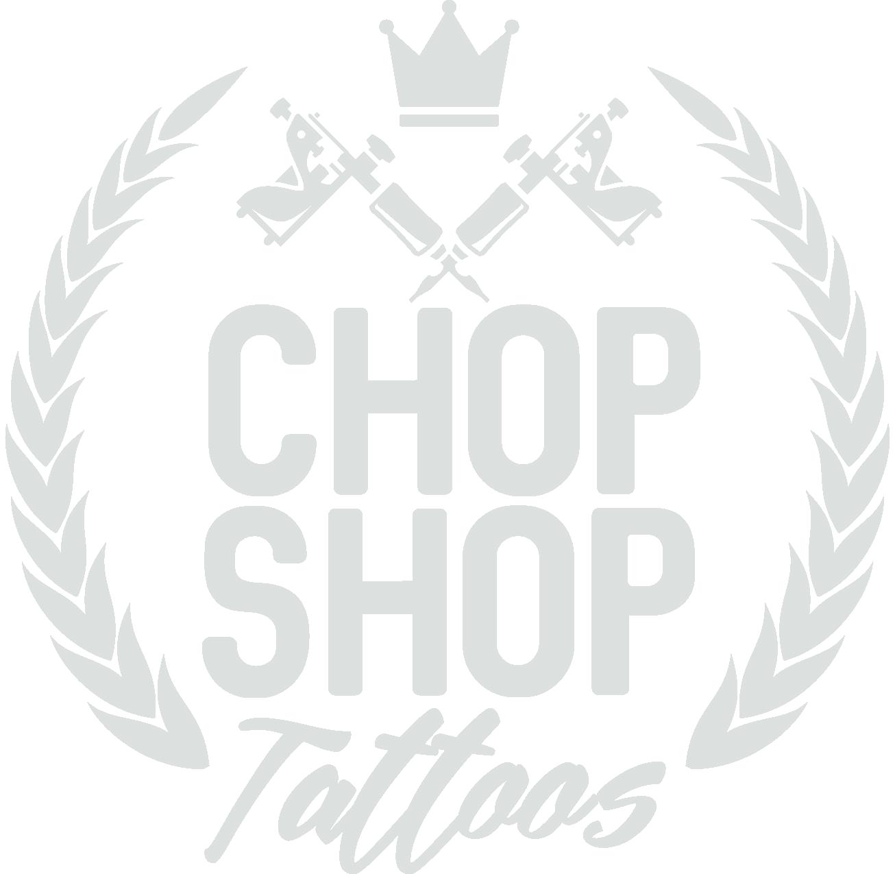 Chop Shop Tattoos.