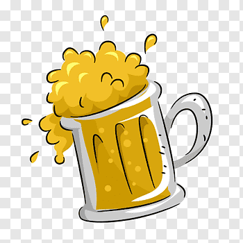 Cup Of Beer cutout PNG & clipart images.