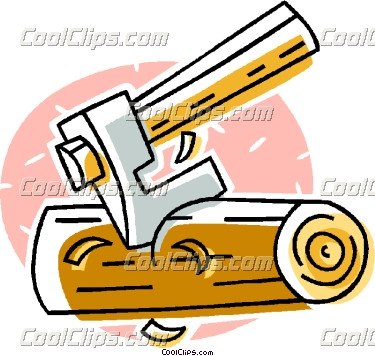Fire Wood Clip Art.
