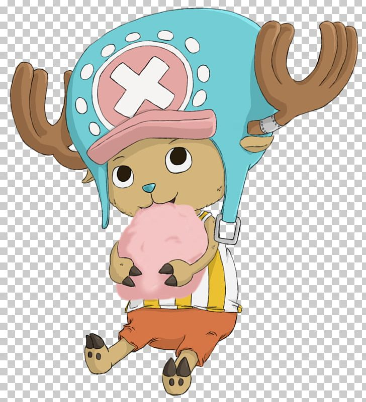 Tony Tony Chopper Cotton Candy Timeskip One Piece PNG, Clipart, Art.