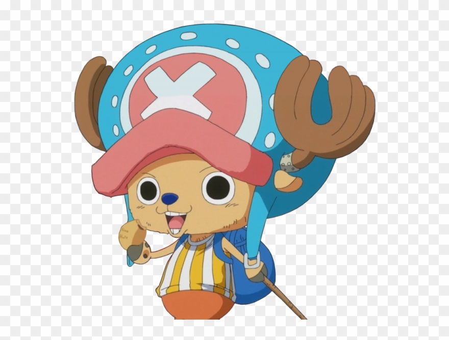 Tony Tony Chopper Clipart Tony Tony Chopper Usopp Roronoa.