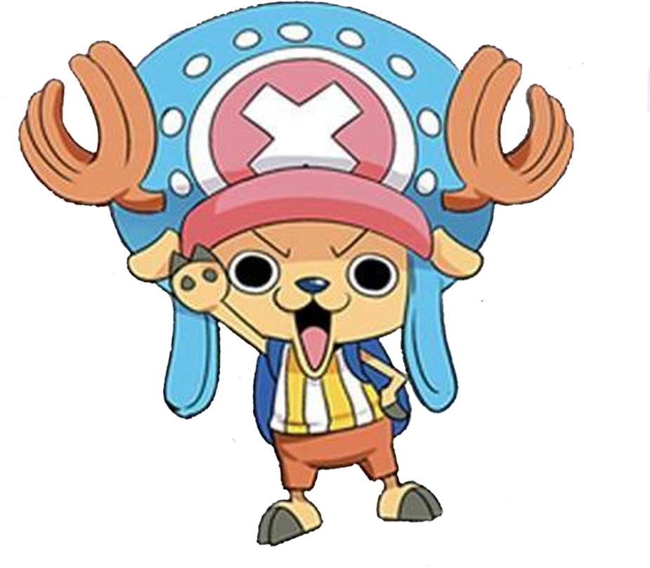 HD Chopper Chibi Png Transparent PNG Image Download.