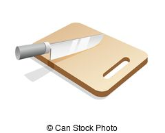Knife cutting board Clipart Vector Graphics. 1,091 Knife cutting.