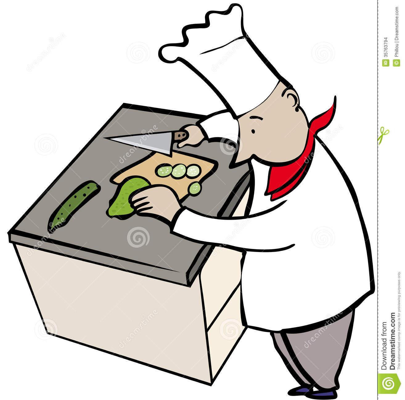 Chop Chop Clipart.