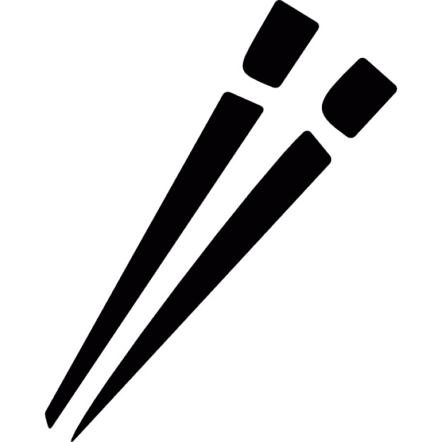 Chopsticks Clipart.
