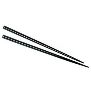 Chopstick Clip Art Black.