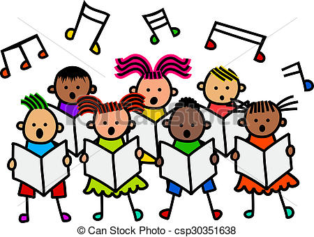 Choral Clipart and Stock Illustrations. 65 Choral vector EPS.