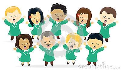 Choir Clip Art Free.