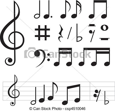 Chords clipart #5