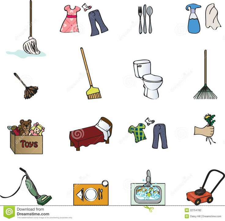 Chore clipart cleaning, Chore cleaning Transparent FREE for.