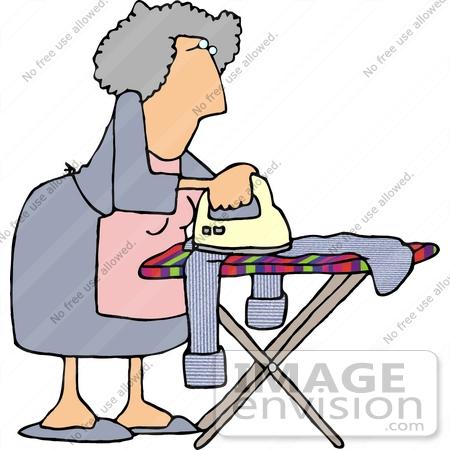 Free Clip Art Children Chores.