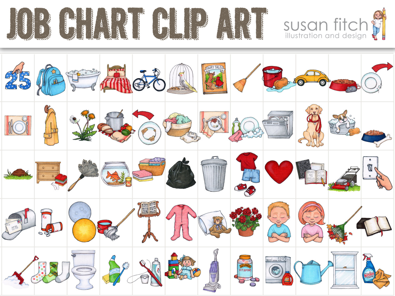 Chores Clipart & Chores Clip Art Images.