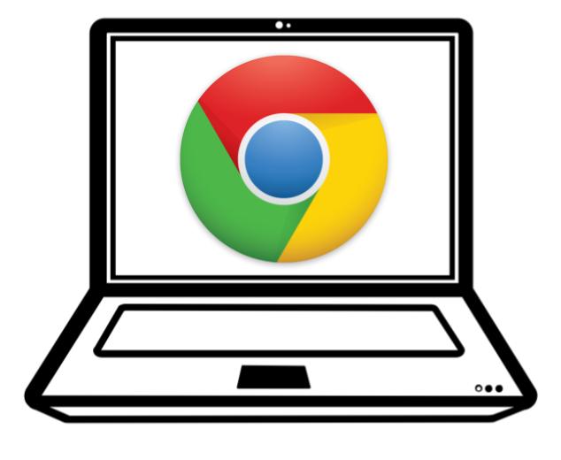 Google Chromebook Clipart.