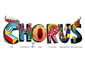 Chorus Clipart.