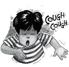 Barking Cough Clip Art.