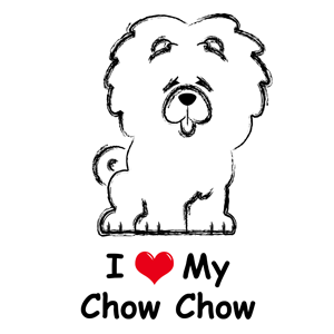 Chow Clipart.