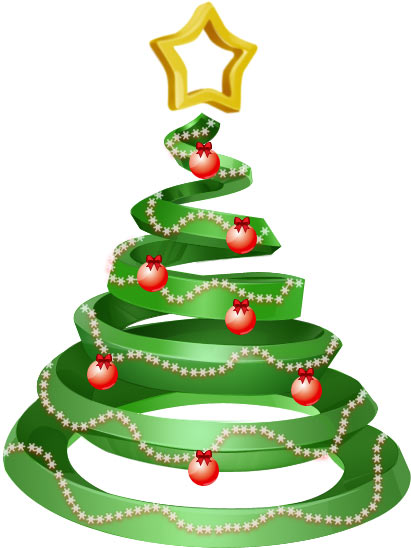 Free transparent christmas clipart.