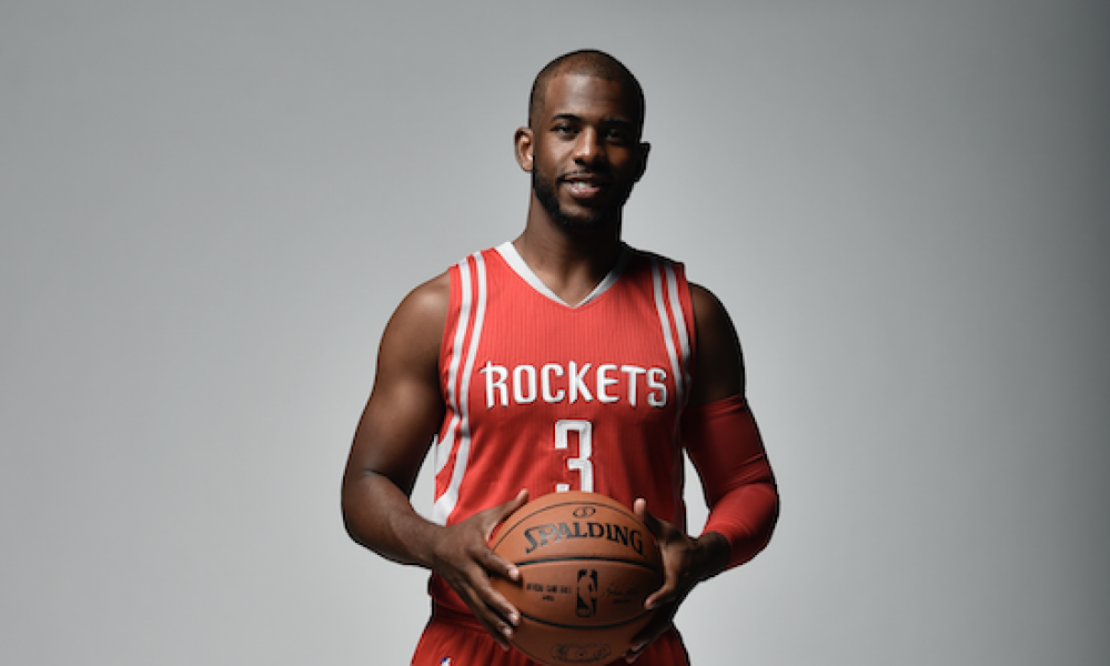 Chris Paul denies situation with James Harden is irreparable.