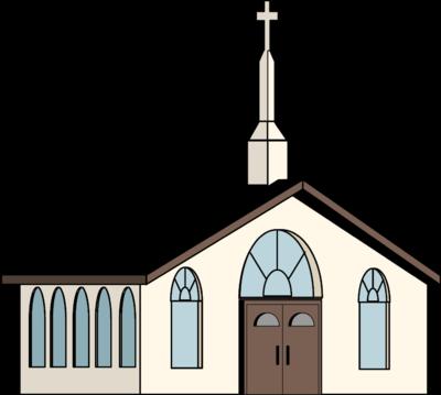 Image: White Church.