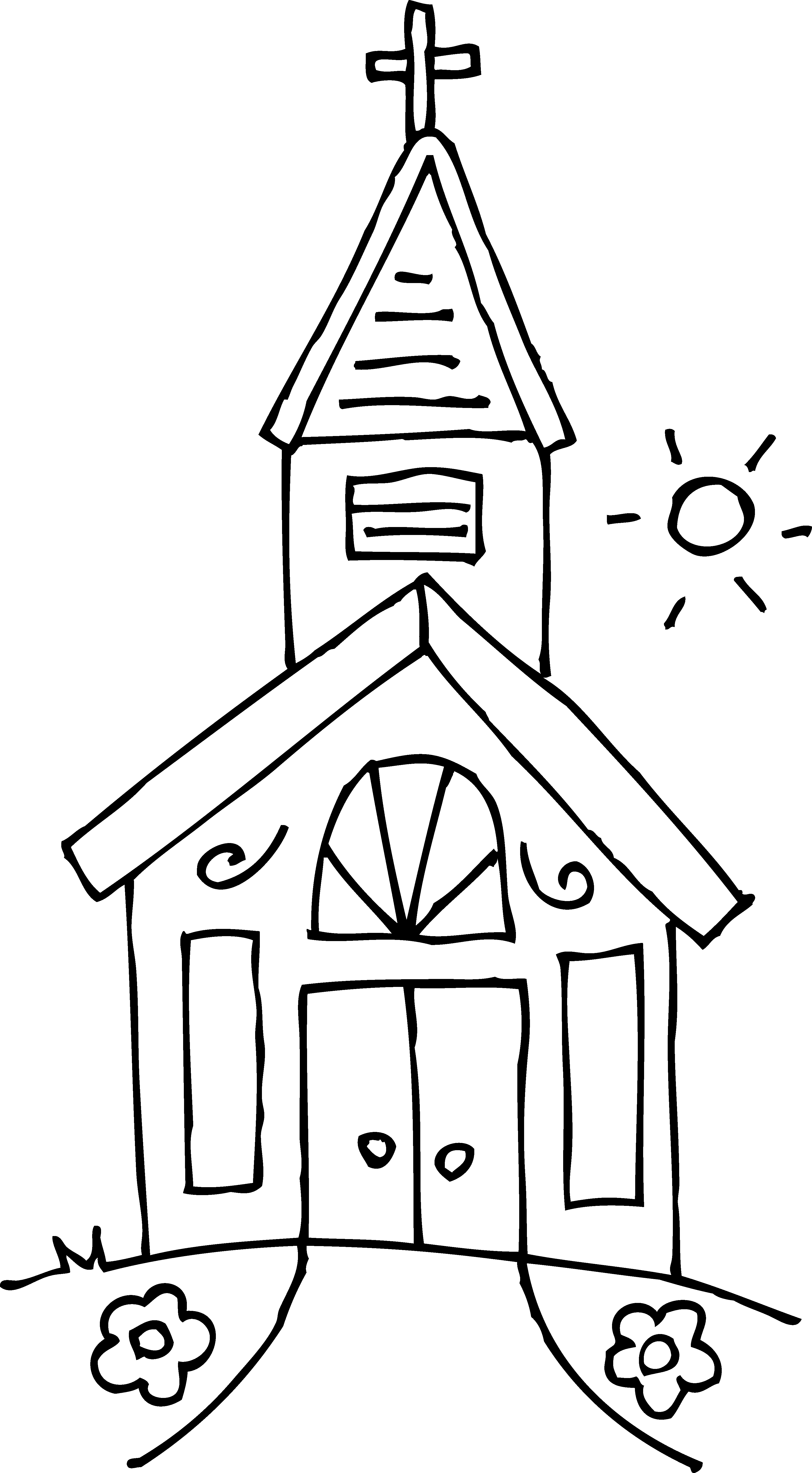 Free christian church van clipart images.