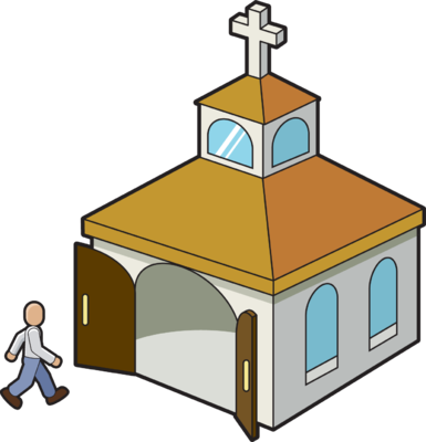 Clipart christian clipart images of church 3.