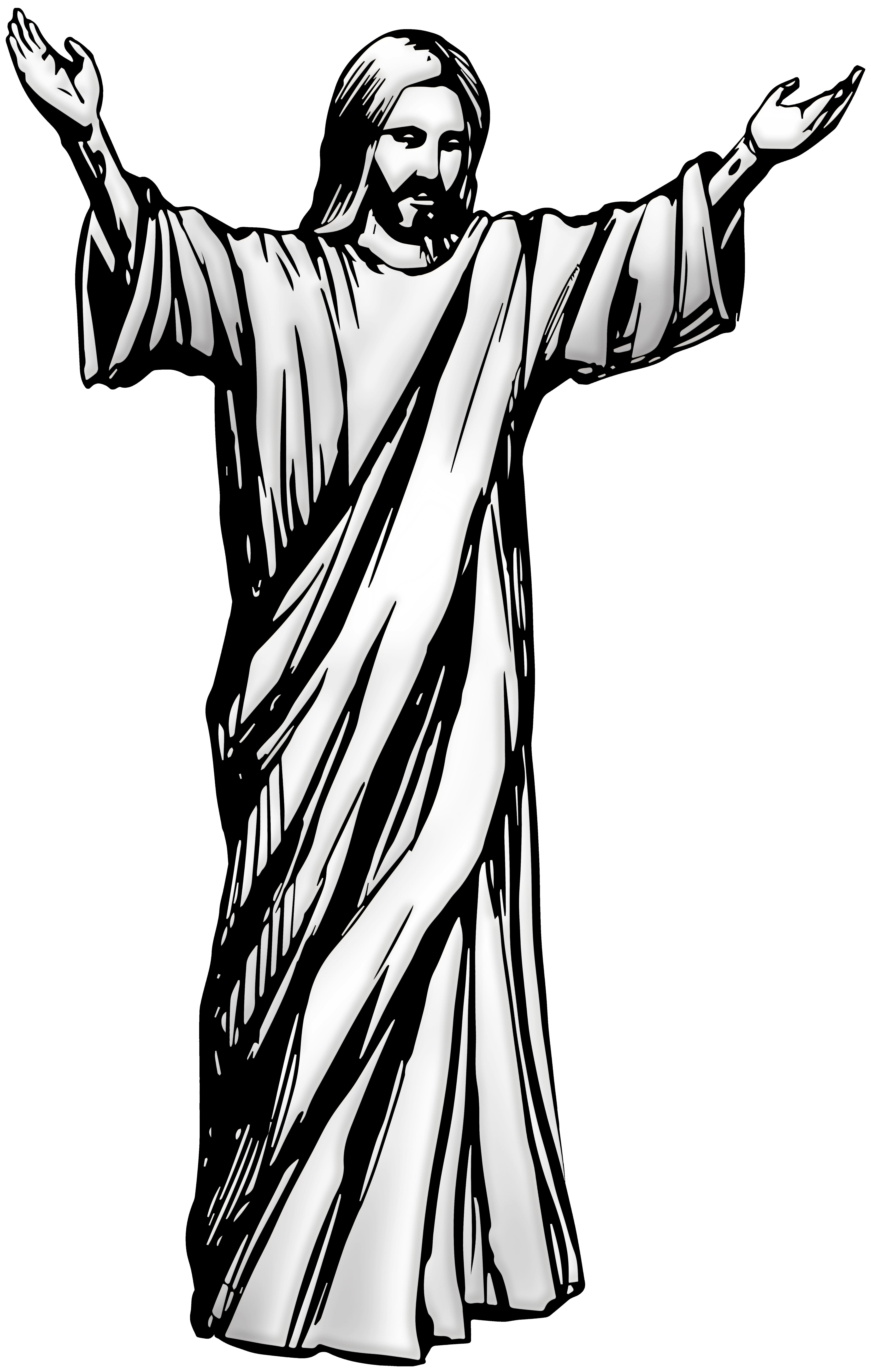 Jesus Christ PNG Clip Art.
