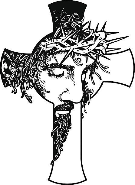 Best Jesus Christ Illustrations, Royalty.