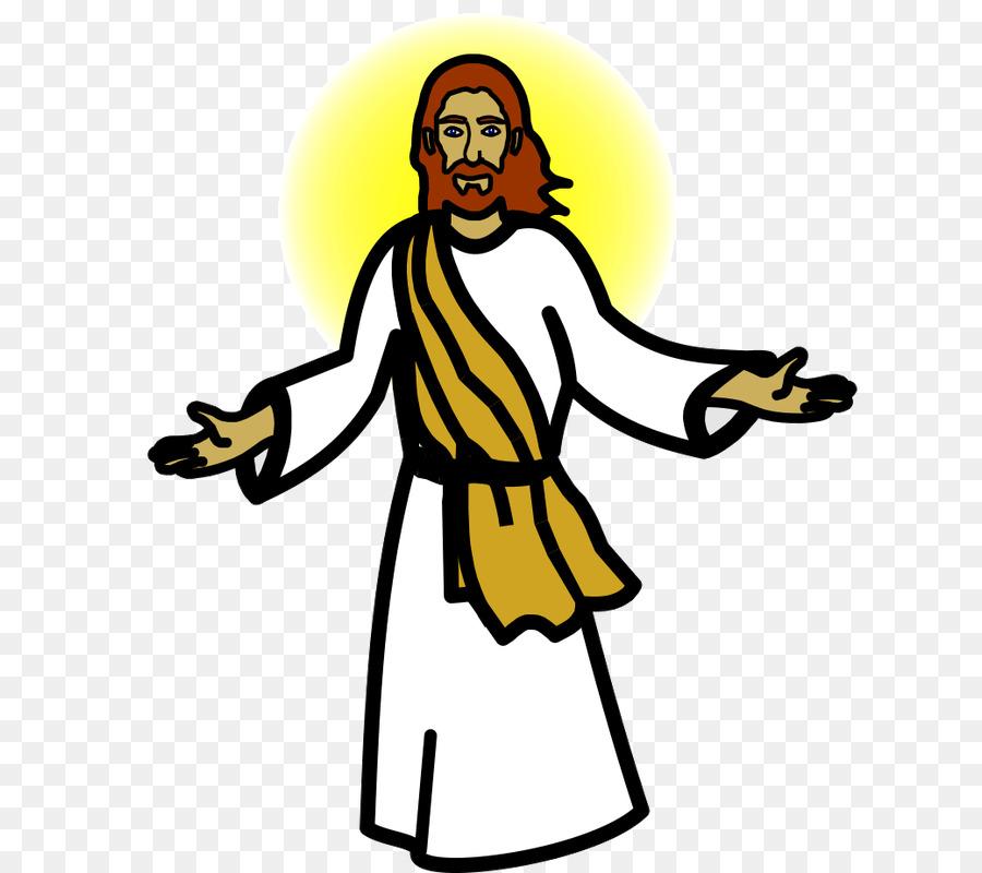 Jesus Cartoontransparent png image & clipart free download.