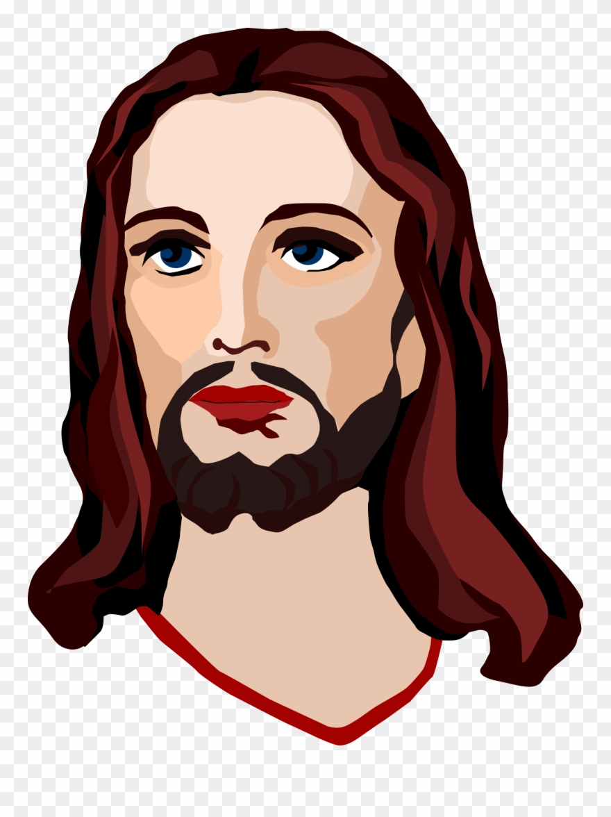 Jesus Clip Art Black And White Free Clipart Images.