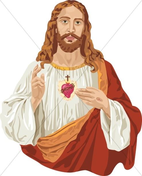 Jesus Clipart, Clip Art, Jesus Graphics, Jesus Images.