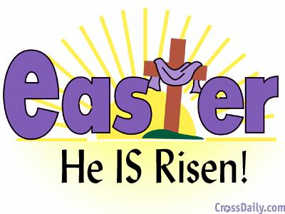 Christ is risen clipart 3 » Clipart Station.