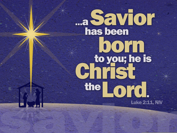 Jesus Christ Is Born Clipart.
