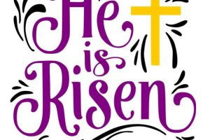 Christ is risen clipart 1 » Clipart Station.