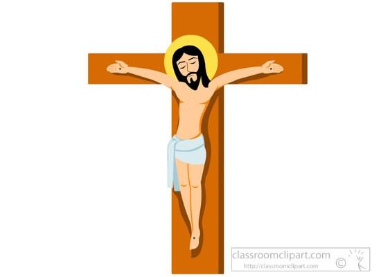 Jesus christ on the cross clipart » Clipart Portal.