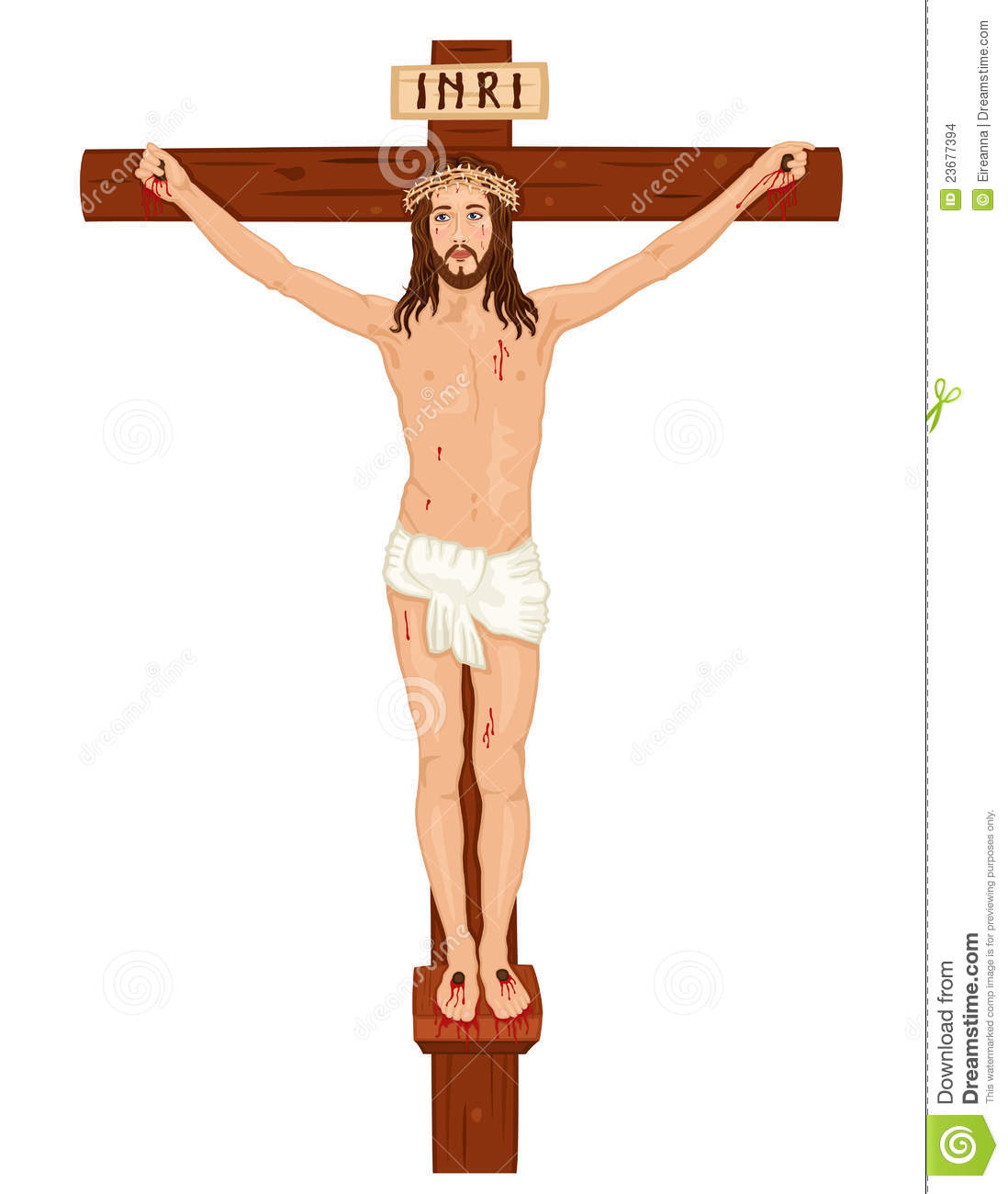 54+ Jesus On The Cross Clipart.