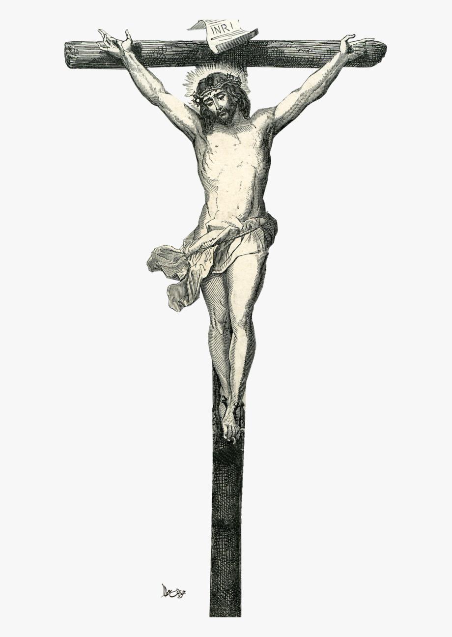 Crucifix Clipart Died Jesus.