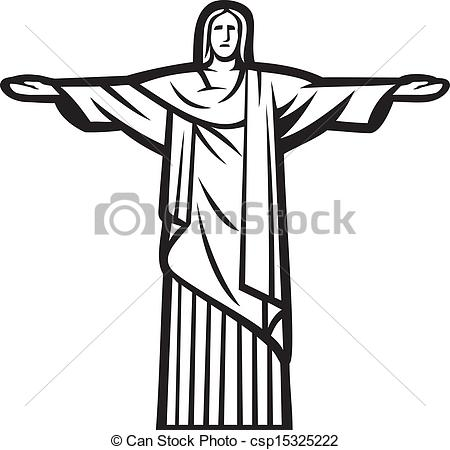 Corcovado Vector Clipart Illustrations. 153 Corcovado clip art.