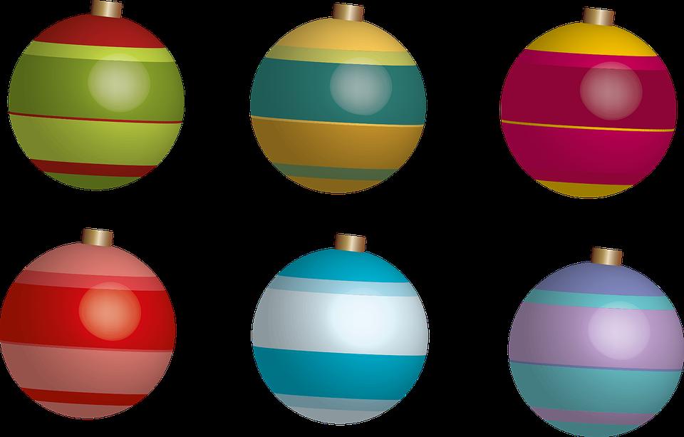 Free photo Christbaumkugeln Christmas Balls Christmas.