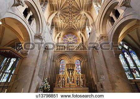 Stock Photography of England, Oxfordshire, Christ Church College.