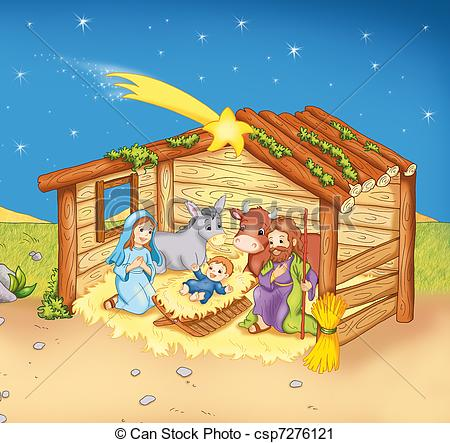 Birth jesus Illustrations and Clip Art. 1,858 Birth jesus royalty.